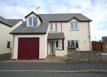Thumbnail 4 bed detached house for sale in Brook Meadows, Sageston, Pembrokeshire