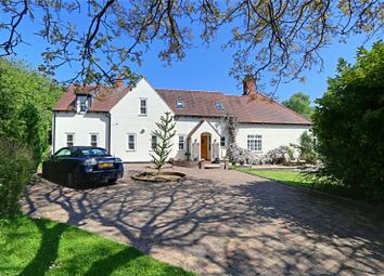 Thumbnail 5 bed detached house for sale in Seaton Road, Hornsea, East Yorkshire
