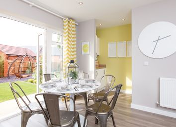"Thumbnail 3 bed end terrace house for sale in ""The Studland"" at Bishopsfield Road, Fareham"