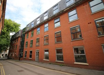 1 bed flat to rent in Norman House, Friar Gate, Derby DE1