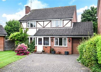 Thumbnail 4 bedroom detached house for sale in Holbein Gate, Northwood, Middlesex