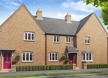 "Thumbnail 3 bed terraced house for sale in ""Archford"" at Halse Road, Brackley"
