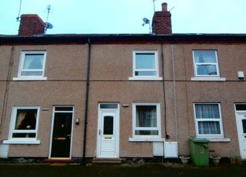Thumbnail 3 bed terraced house to rent in The Square, Danesmoor, Chesterfield