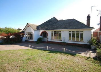 Thumbnail 4 bed detached bungalow for sale in Winterstoke Crescent, Ramsgate