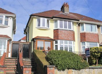 Thumbnail 3 bedroom semi-detached house for sale in Hazel Road, Uplands, Swansea