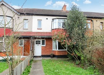 Thumbnail 3 bedroom terraced house for sale in Hook Road, Surbiton