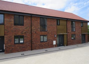 Thumbnail 3 bed terraced house for sale in Maple Park, Long Stratton, Norwich