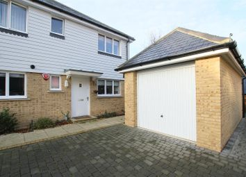 Thumbnail 3 bedroom property to rent in Invicta Close, Canterbury