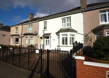 Thumbnail 3 bed terraced house for sale in Ladykirk Drive, Cardonald