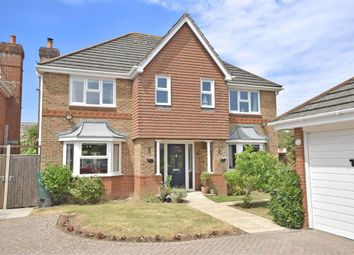 Thumbnail 5 bed detached house for sale in Lime Avenue, Westergate, Chichester, West Sussex