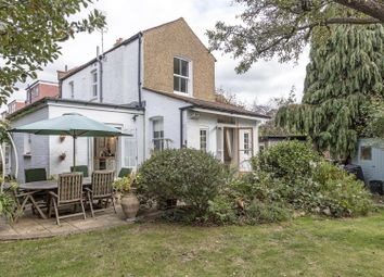 Thumbnail 3 bed end terrace house for sale in Melbourne Road, London
