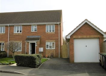 Thumbnail 4 bed property to rent in Willow Close, Ruskington, Sleaford, Lincs