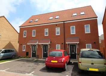 3 bed terraced house for sale in Orfeus Drive, Peterborough PE2
