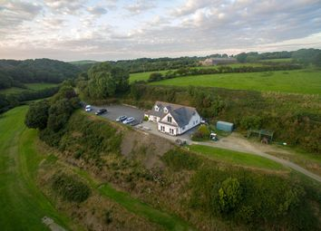 Thumbnail Commercial property for sale in Pentregat, Nr Llangrannog