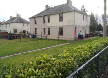Thumbnail 2 bed flat to rent in Carlops Road, Penicuik, Midlothian
