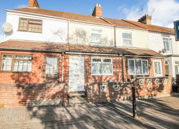 Thumbnail 3 bed terraced house for sale in Coronation Road, Great Yarmouth