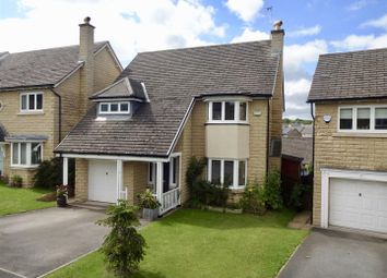 Thumbnail 5 bed detached house for sale in Overland Crescent, Apperley Bridge, Bradford