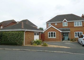 Thumbnail 4 bedroom detached house for sale in The Nurseries, Hesketh Bank