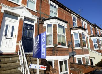 Thumbnail 1 bedroom maisonette to rent in Cemetery Road, Ipswich
