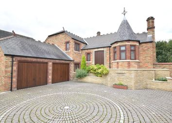 Thumbnail 4 bed detached house for sale in North Street, Roxby, Scunthorpe