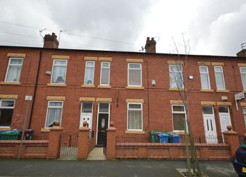 Thumbnail 3 bed terraced house to rent in Valentia Road, Blackley, Manchester