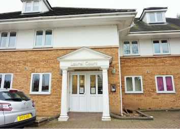 Thumbnail 1 bed flat to rent in New Road, Rainham