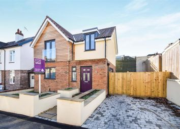 Thumbnail 2 bedroom detached house for sale in Halsbury Road, Westbury Park, Bristol