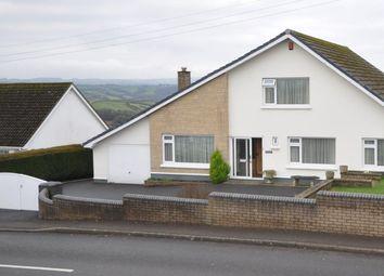 Thumbnail 5 bed detached house for sale in Llyn Y Fran Road, Llandysul
