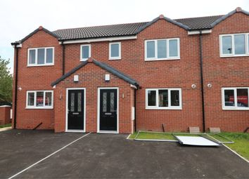 Thumbnail 3 bed town house for sale in Plot 4 March Flatts Court, Gerard Avenue, Thrybergh, Rotherham, South Yorkshire