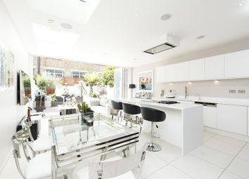 Thumbnail 5 bedroom terraced house for sale in Parsons Green Lane, Parsons Green, Fulham, London