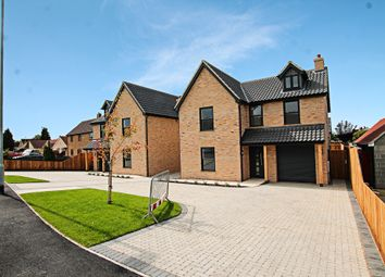 Thumbnail 4 bed detached house for sale in Ness Road, Burwell