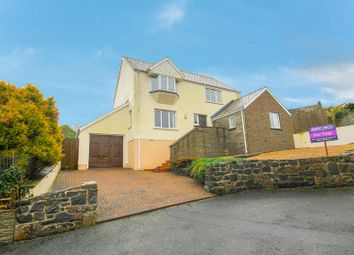 Thumbnail 3 bed detached house for sale in Stammers Road, Saundersfoot