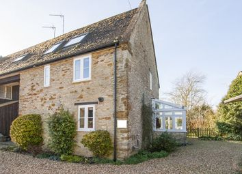 Thumbnail 3 bed barn conversion for sale in Duns Tew, Bicester