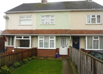 Thumbnail 3 bedroom terraced house for sale in Chapel Street, Stanground, Peterborough