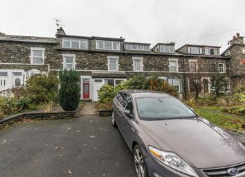 Thumbnail 3 bed terraced house for sale in Limethwaite Road, Windermere