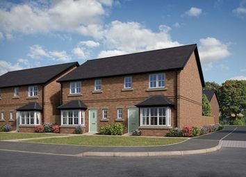 Thumbnail 3 bed semi-detached house for sale in Kingston, Waterside, Cottam Way, Cottam, Preston