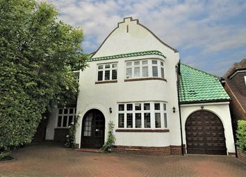 Thumbnail 4 bed detached house for sale in Friars Avenue, Whetstone, London