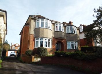Thumbnail 4 bed flat for sale in Wentworth Avenue, Southbourne, Bournemouth