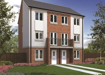 "Thumbnail 3 bed end terrace house for sale in ""The Greyfriars"" at Greatham Avenue, Stockton-On-Tees"