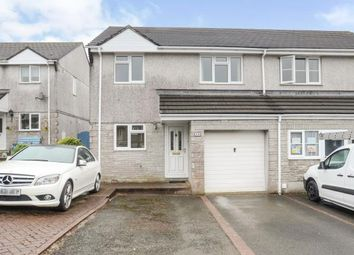 Thumbnail 4 bed semi-detached house for sale in St. Cleer, Liskeard, Cornwall