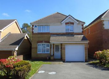 Thumbnail 4 bed detached house for sale in Cae Melyn, Llangyfelach, Swansea