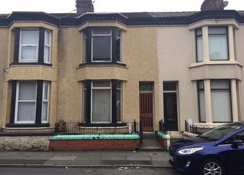 Thumbnail 3 bed terraced house for sale in 19 Scott Street, Bootle, Merseyside