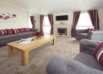 Thumbnail 2 bed lodge for sale in Carnoustie Court, Tydd St Giles, Wisbech