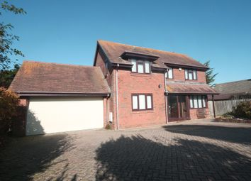 Thumbnail 3 bed detached house for sale in Milford Place, Milford On Sea
