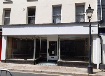 Thumbnail Retail premises to let in Town Steps, West Street, Tavistock
