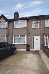 Thumbnail 4 bed terraced house to rent in Long Drive, London