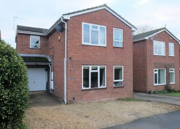 Thumbnail 4 bed detached house for sale in Blenheim Drive, Ledbury