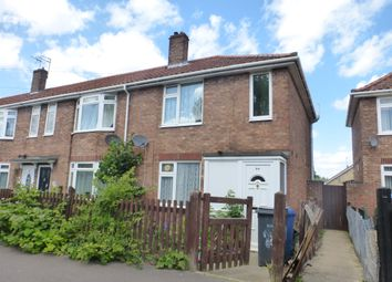 Thumbnail 3 bedroom end terrace house for sale in Stevenson Road, Norwich