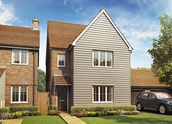 "Thumbnail 4 bed detached house for sale in ""The Lumley"" at Mascalls Court Road, Paddock Wood, Tonbridge"