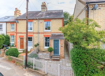 Thumbnail 2 bedroom semi-detached house for sale in Molewood Road, Bengeo, Hertford